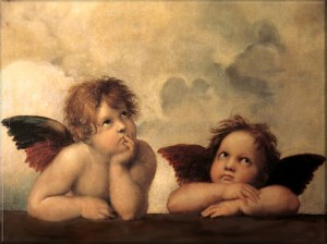 Cupid angels Wallpaper__yvt2