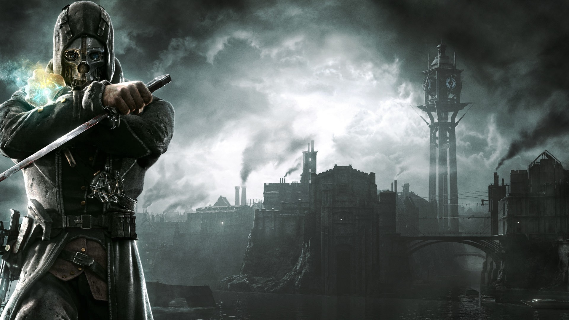 Dishonored Fan Art Corvo Video Games Wallpapers Hd: Names From Dishonored